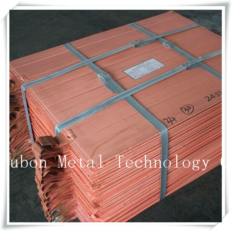 Copper Cathode and Electrolytic Copper /Copper (Cu) Min% 99.99%-99.97% Min
