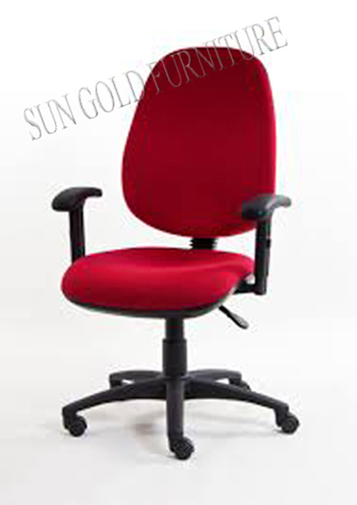 red armrest fabric swivel staff office chair sz oc136 china office chair china office chair