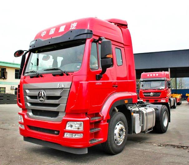 HOWO A7 Heavy Duty Tractor Truck, Trailer head, truck head