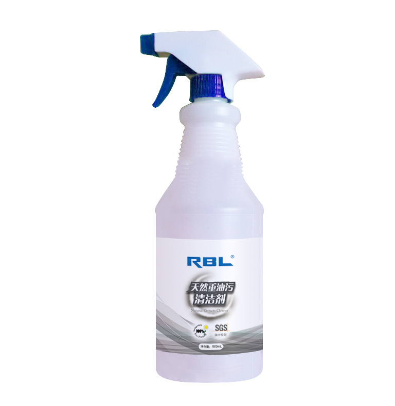 Rbl Natural Heavy-Duty Cleaner (C) 500ml Detergent Bio-Degreaser