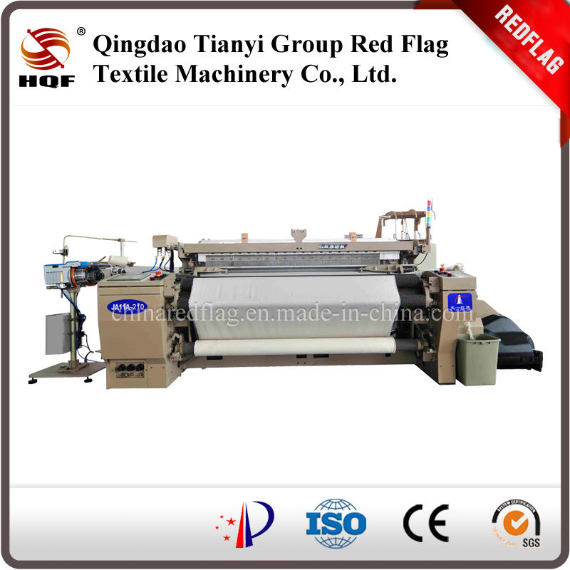 High Efficiency Ja11A-210 Weaving Machine