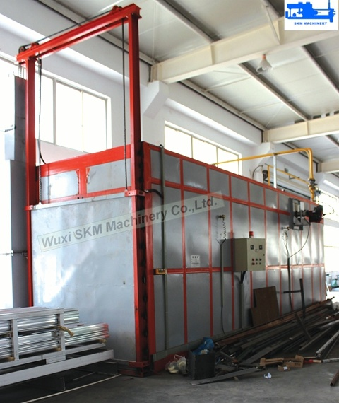Automatic Homogenizing Furnace/ Aging Furnace/Aging Oven with Less Maintenance