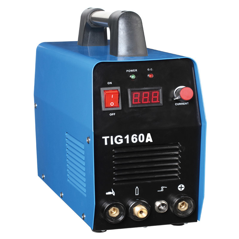 Inverter DC Tic160, 180, 200, 250 Welding Machine