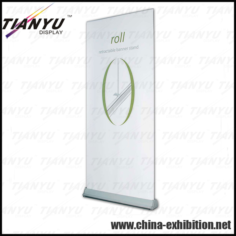 Low Price and High Quality Pop up Banner Stands