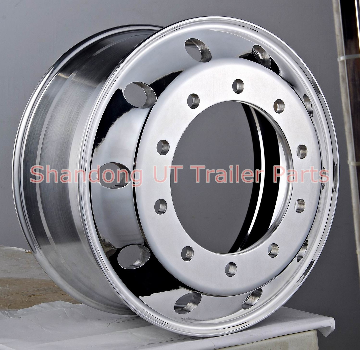 8.5X24 6.5X20 Truck Trailer Tube Wheel Rims