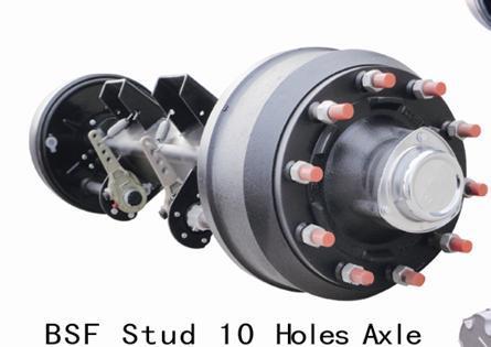 Bsf Stud 10 Holes Axle