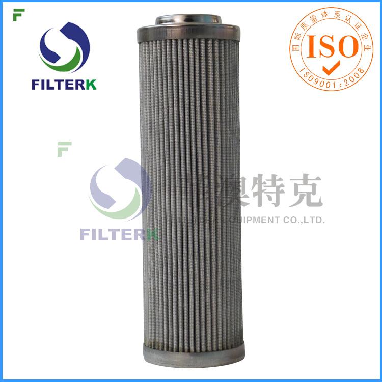 Replacement Hydac Pleated Fiberglass Hydraulic Oil Filter