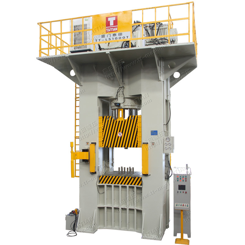 Deep Drawing Press 1000 Tons Hydraulic Press