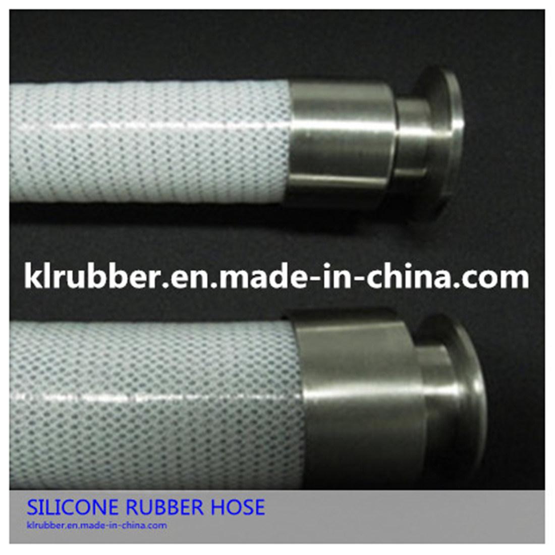 Large Diameter No Smell Medical Grade Silicone Rubber Vacuum Hose