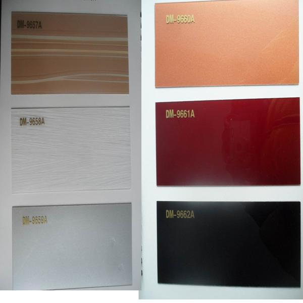 1220*2440 Mm Acrylic Plate for Furniture Door Panels
