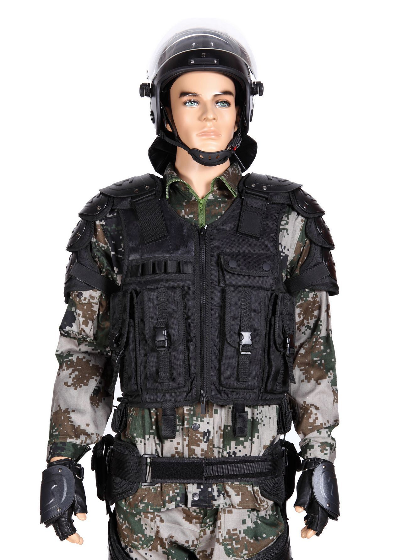 High Quality Tactical Vest (ZSBX-RW-09A)