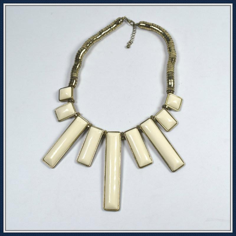 New Item Design Resin Stick Pendant Necklace Fashion Jewellery