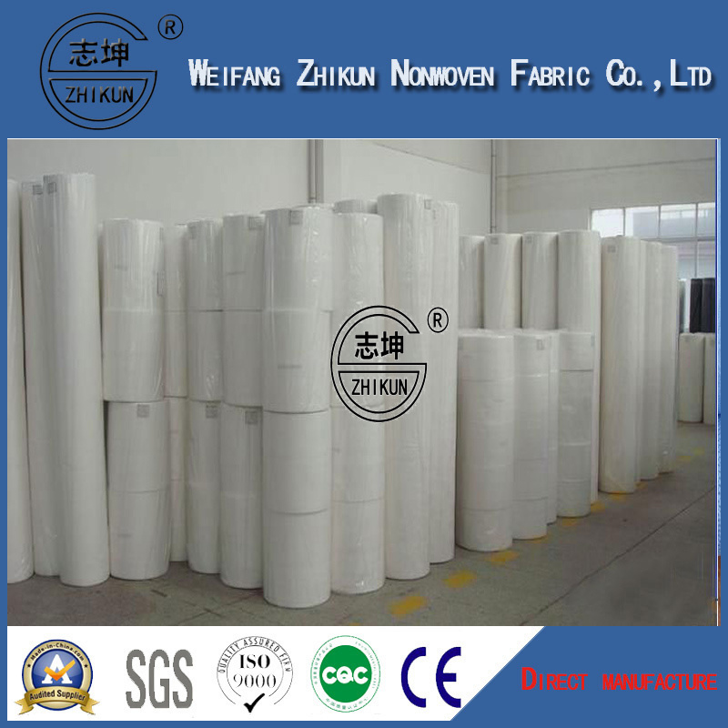 PP Non Woven Fabric in Medical for Surgical Disposable Clothing