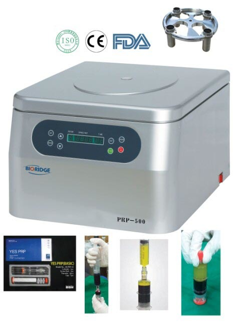 Prp Beauty Centrifuge (PRP-500) with CE, FDA