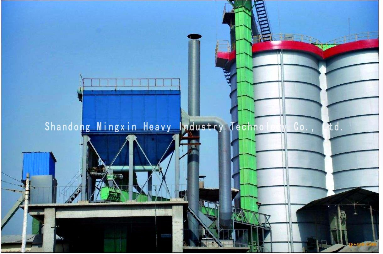 Cloth Bag Dust Collector Special for Lymc- Boiler