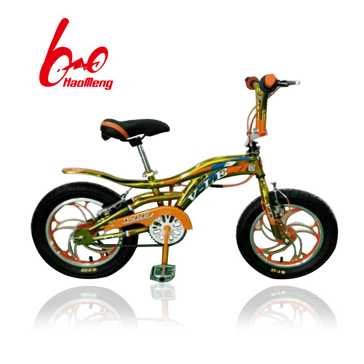 2017 Hot Popular 20 Inch BMX Performance Freestyle Bicycle Bike Factory Manufacturer