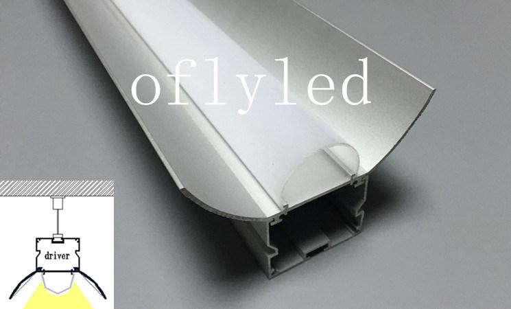 LED Suspended Profile & LED Channel & LED House