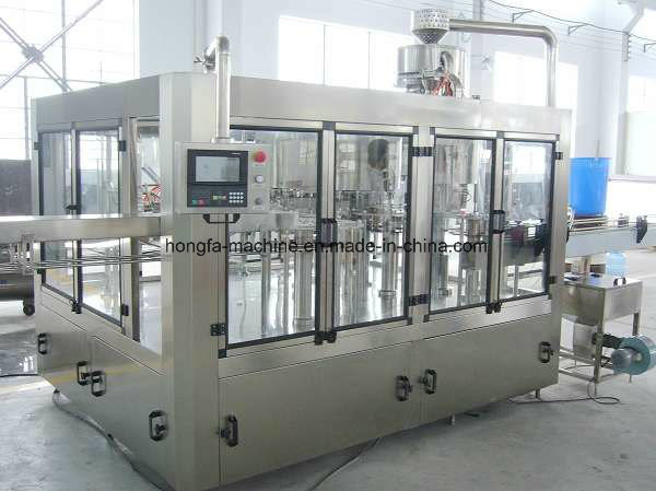 18-18-6 Full-Automatic Water Filling Machine