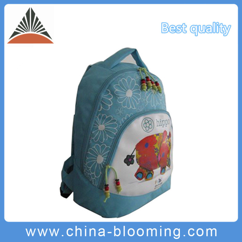Lovely Portable Cartoon School Student Backpack Bag Rucksack