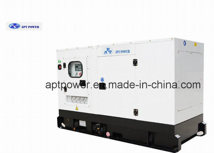 20kw Isuzu Diesel Generator with Super Soundproof Canopy Genset