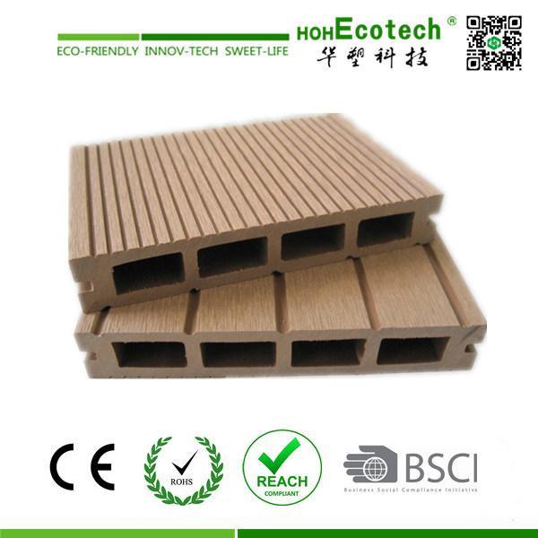 Deck Building Materials of WPC Composite (150H25C)