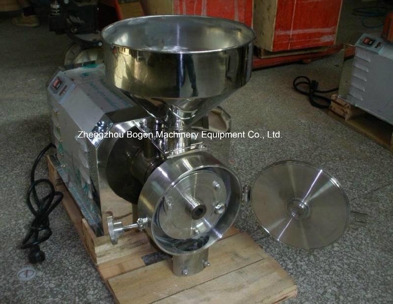 Family Use Stainless Steel Spice Grinder