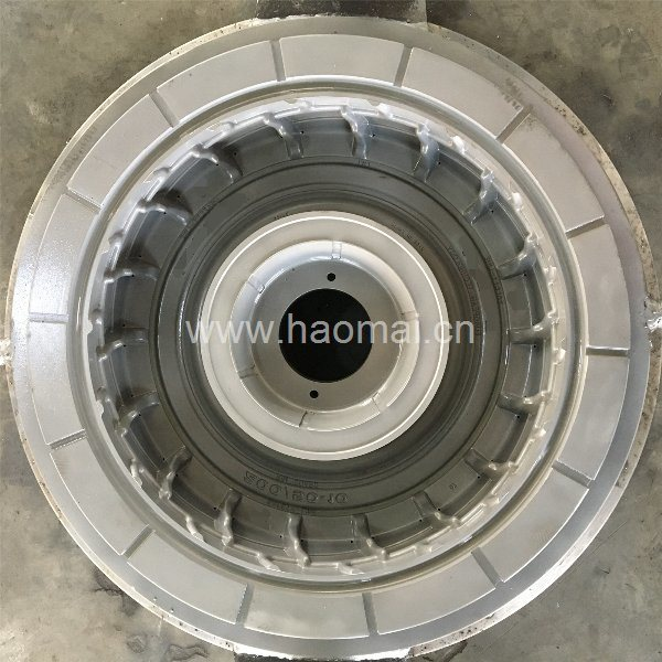 Latest Soild Tire Mold Design Soild Tyre Mould