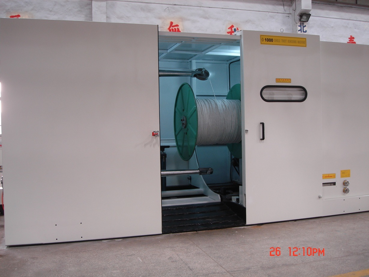 Cable Twisting Machine for Wire and Cable Production Line