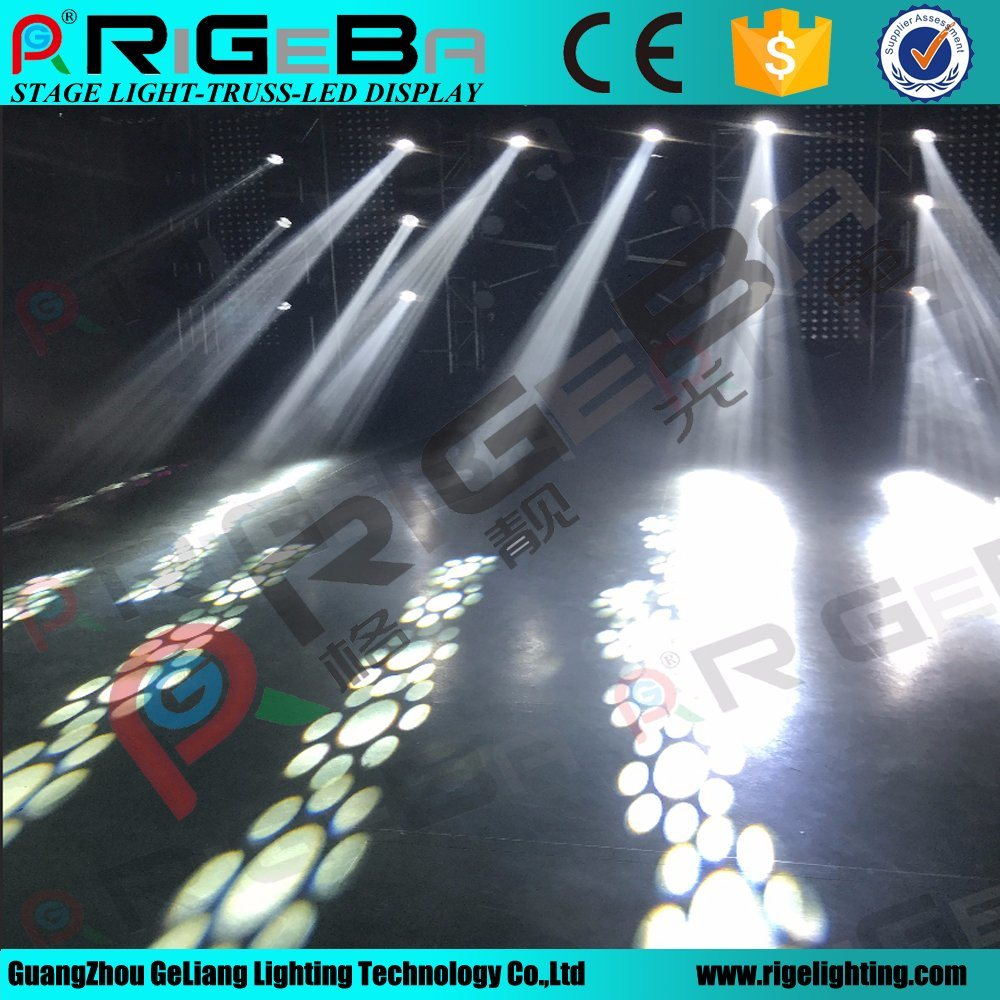 Newest 350W Pattern Stage Light Spot Beam Moving Head Light
