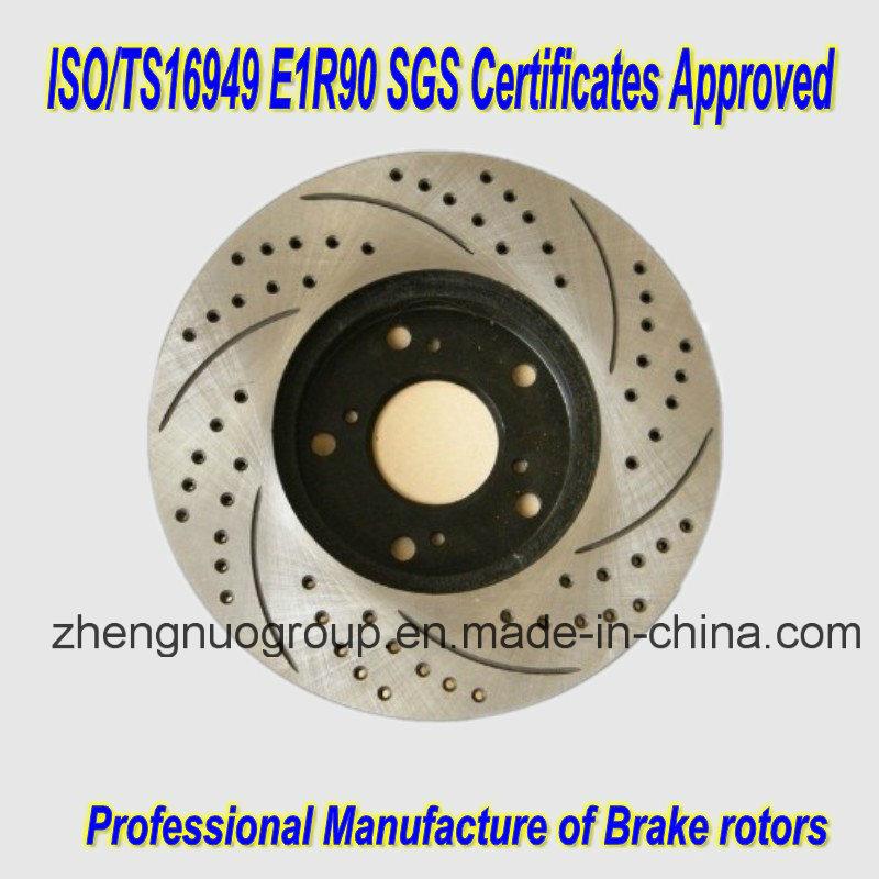 Excellent Dba Brake Rotors for Australia Market