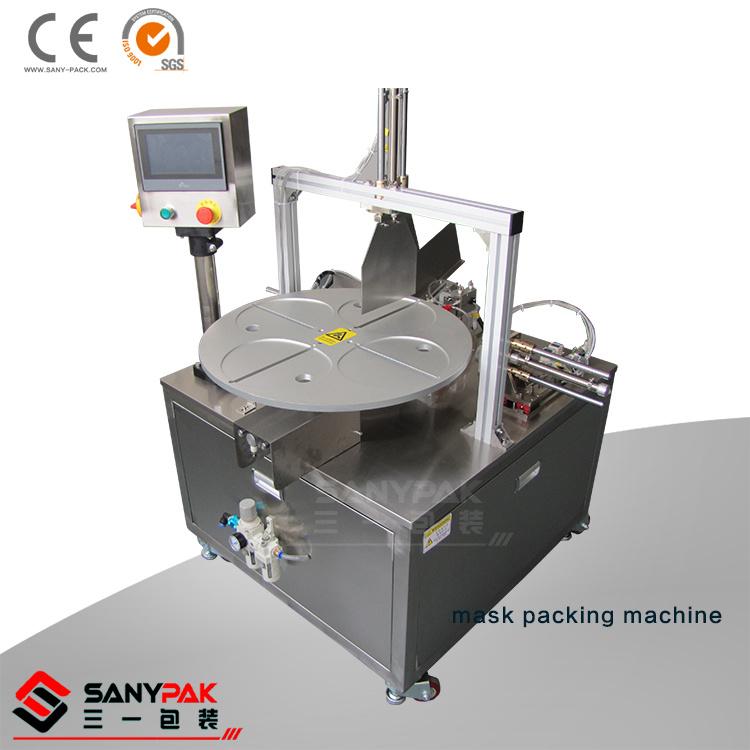 China Shenzhen Low Price Multi Function Cutting Folding Fruit Mask Machine