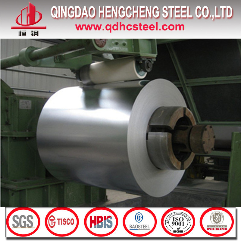 Dx51d Z90 Hot DIP Zinc Coated Galvanized Steel Coil