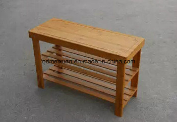 Solid Wood Shoe Rack Cabinet with High Quality (M-X3056)