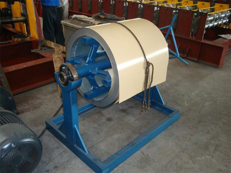 Steel Wall Panel Making Machine