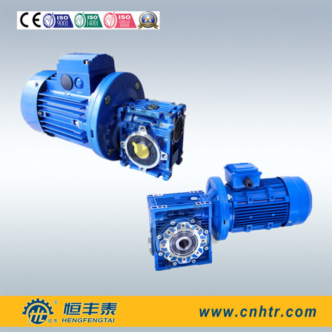 Worm Gear and Worm Wheel Speed Reducer