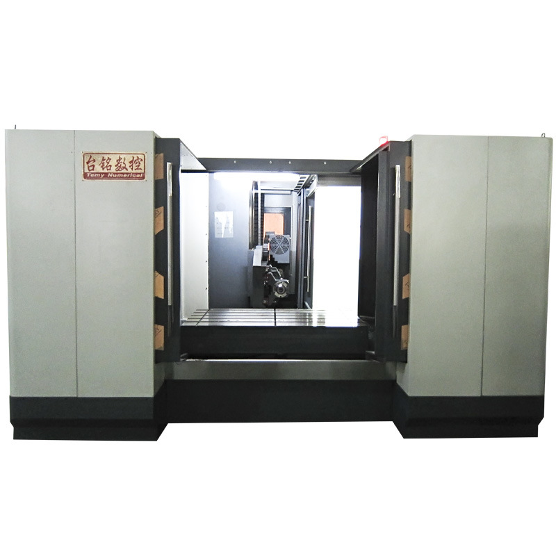 Deep Hole Drilling of CNC Machine (DHD-1313)