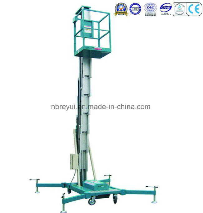 7-12m Single Mast Aerial Work Platform