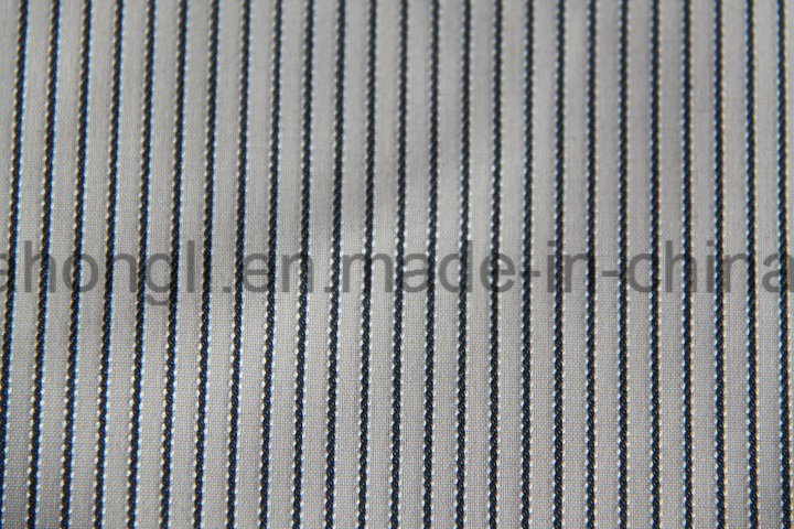 Yarn Dyed T/R/C/Sp Fabric, 45%Polyester 25%Cotton 25%Rayon 5%Spandex, 200GSM