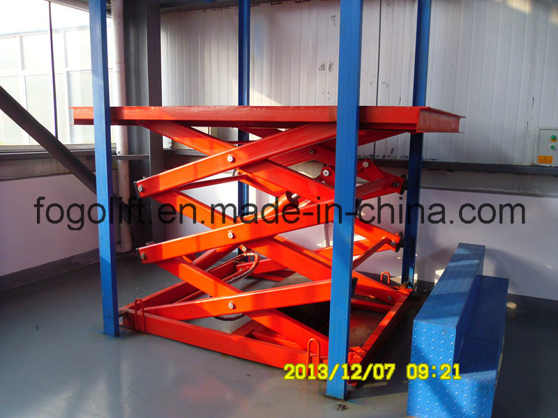 Electric Hydraulic Heavy Duty Freight Elevator