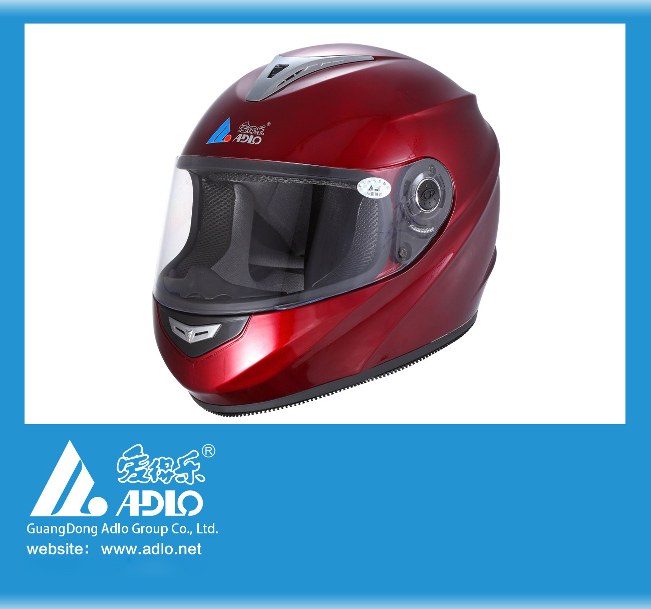 Motorcycle Safety Helmet (602)