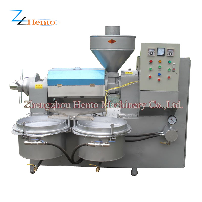 Full Automatic Oil Expeller With Factory Price