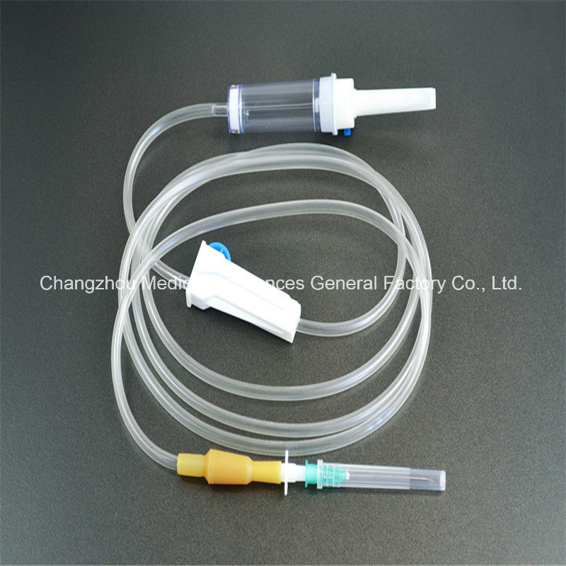 Infusion Set with CE SGS and ISO13485