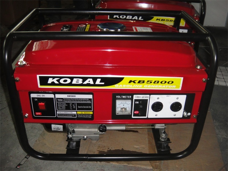 2.5kw Petrol Semi-Frame Gasoline Generator pictures & photos