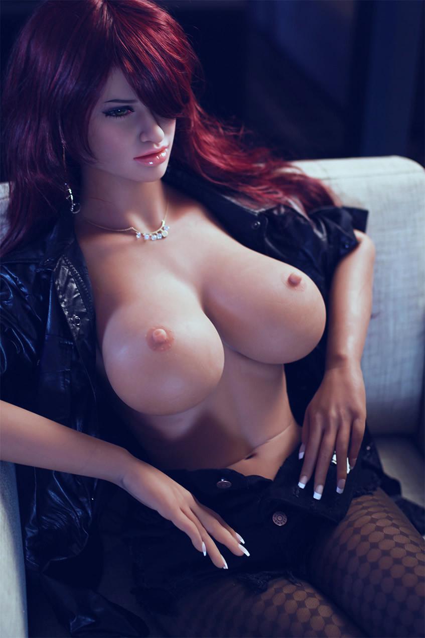 165cm Best Quality Big Breast Real Vaniga Love Girls Sex Toys for Man