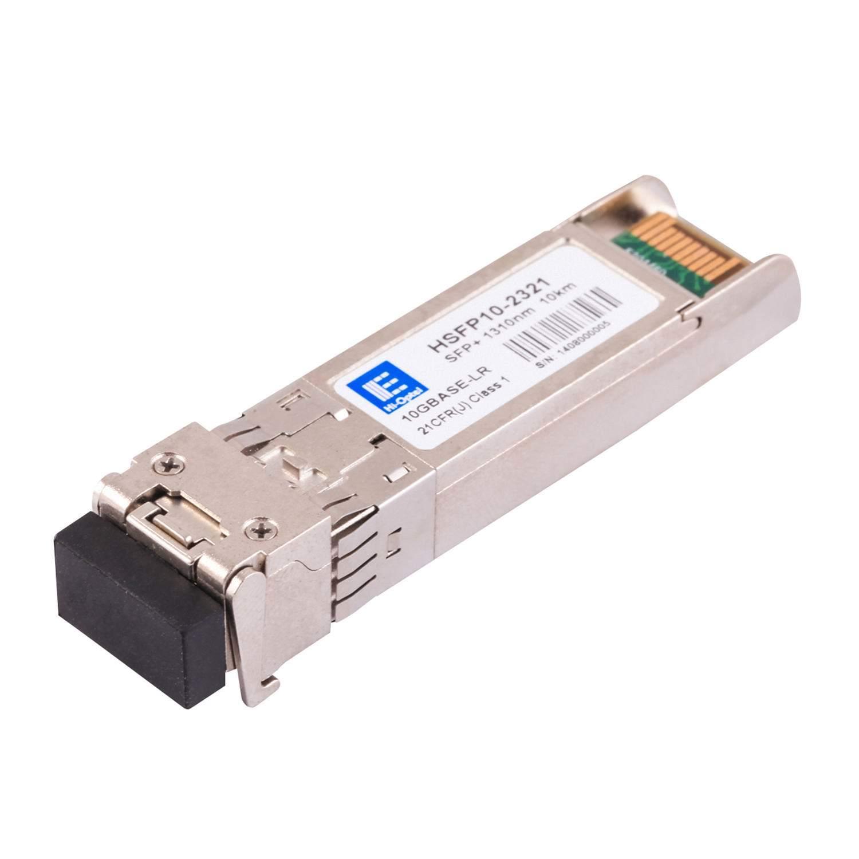 10G SFP+ 1310nm 10km Duplex LC Optical Transceiver