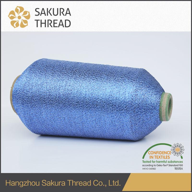 Acid Resistant Metallic Thread for Embroidery