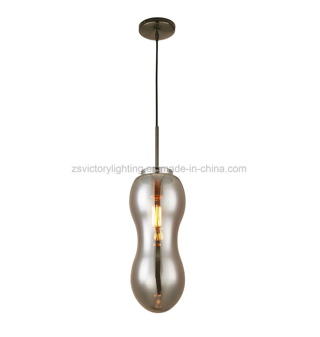 Modern Newest Design Glass Chandelier LED Pendant Lights Lamp