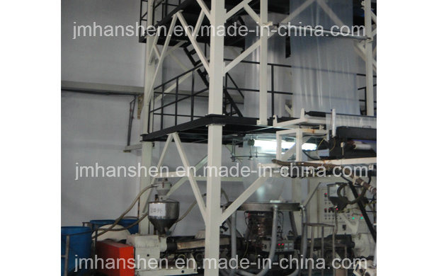 Mult-Layer Co-Extrusion Film Blowing Machine