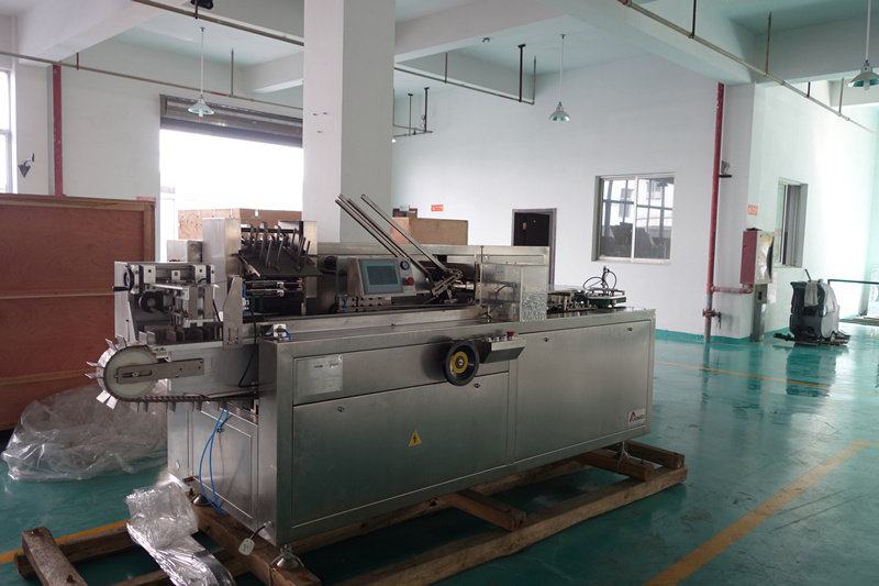 Automatical Bottle Carton Machine (ZHB-100)