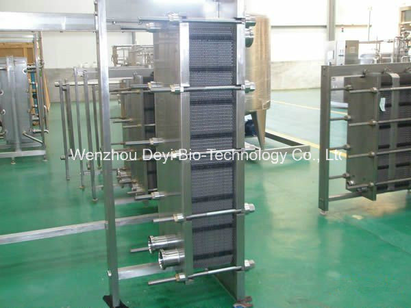 Milk Plate Heating Exchanger Hot Sale in Africa